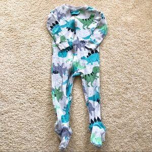 5/$25 Carter's Dinosaur Cotton Footie